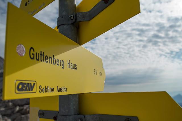 Dachstein Gletscherwanderung  Vom Dachsteingletscher nach Ramsau 05