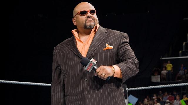 Taz desmente ideia que WWE salvou sua carreira