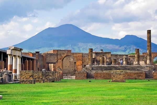 Ruin of Pompeii