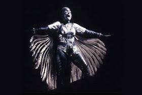 Gwyneth Jones as Brünnhilde in Die Walküre, The Royal Opera, 1982 © ROH, photograph by Donald Southern
