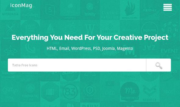 IconMag Template Responsif Blogger adalah 100% Mobile ready, SEO friendly, dan Template iklan. IconMag adalah tema multiguna yang cocok untuk desainer dan pengembang