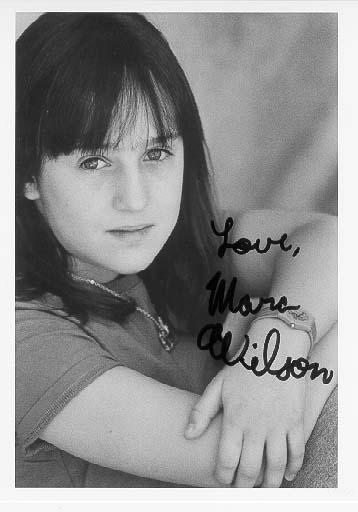 Mara Wilson 2012
