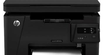 pilote imprimante hp laserjet pro mfp m125a