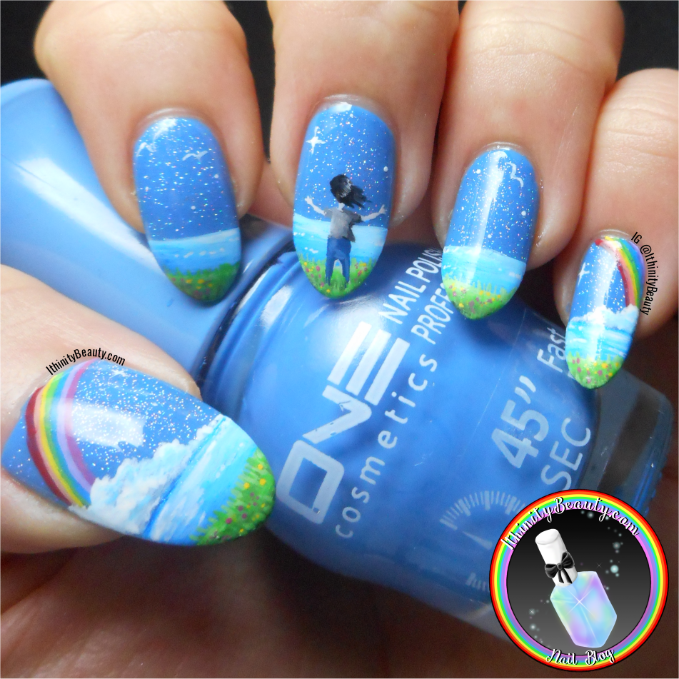 New Years Day Nail Art - Embrace The New Year! | IthinityBeauty.com ...