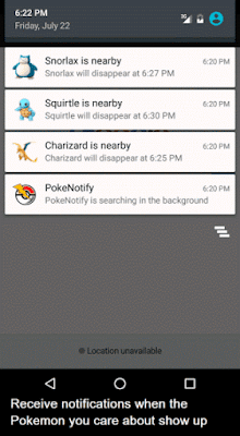 PokeNotify Apk v3.0 | Apps Download For Android