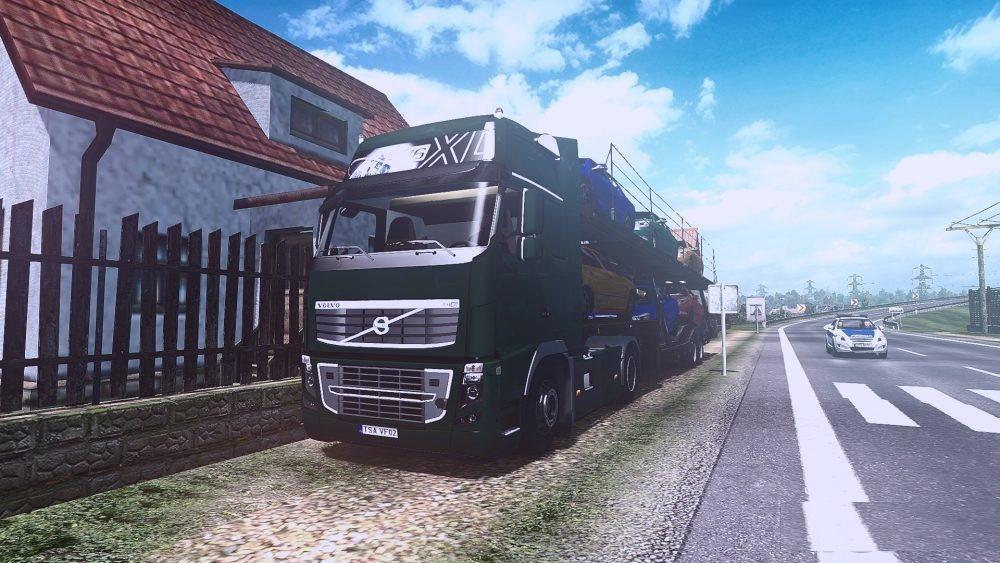 تحميل لعبة euro truck simulator 2 multiplayer
