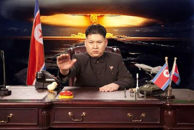 Με το χέρι στο κουμπί ο Κιμ Γιονγκ Ουν! Αυστηρή προειδοποίηση σε Ουάσιγκτον