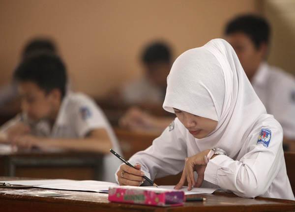 Ujian Nasional Diselenggarakan April 2016