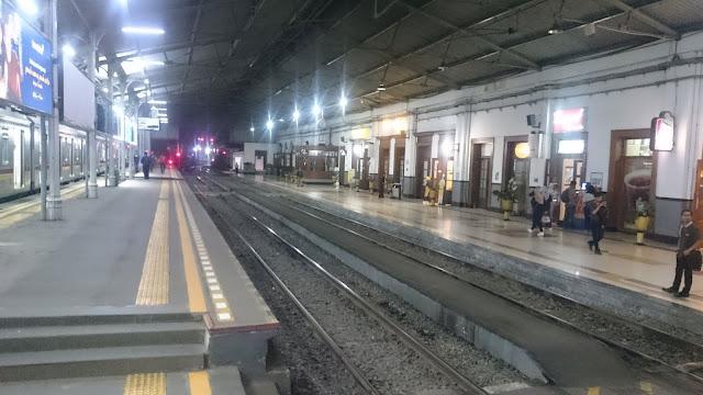 Bogor Commuter Station - Image: Author