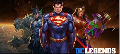 download mod hack game dc legends apk