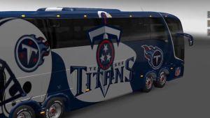 Bus – Marcopolo G7 1600LD Tenneessee Titans Skin