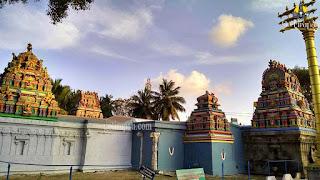 Angarakan Dosha Nivarana Pooja Sthalam