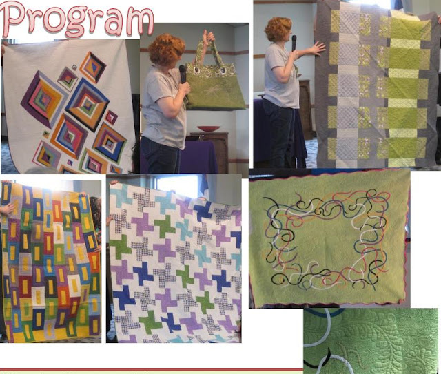 Amy Aderman quilts