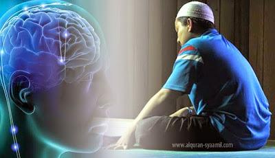 Pengaruh Membaca Alquran ke Otak Manusia