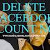 Delete Facebook Account Now