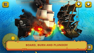 Pirate Ship Craft: Exploration & Sea Battles Games APK - Free Download Android Game