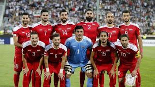 مشاهدة مباراة سوريا وقطر بث مباشر اليوم السبت ٢٤-٣-٢٠١٨ بطولة الصداقة الدولية