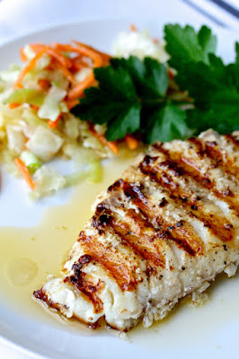 Grilling Bucket List - Spicy Grilled Rockfish #Celebrate365