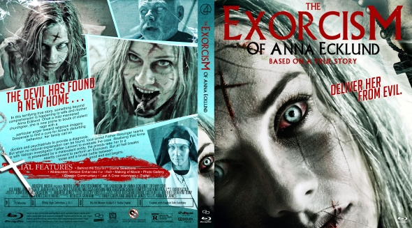 O Exorcismo de Anna Ecklun Torrent - BluRay Rip 720p e 1080p Dual Áudio 5.1 (2017)