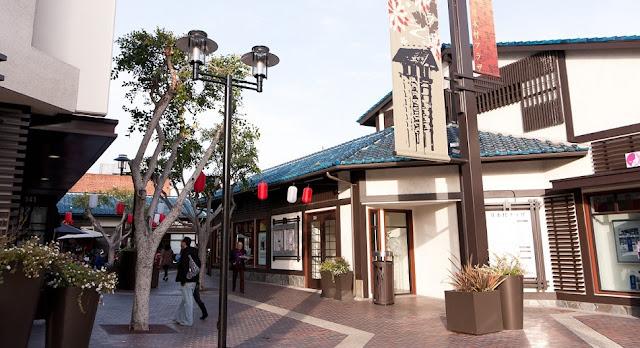 Little Tokyo em Los Angeles