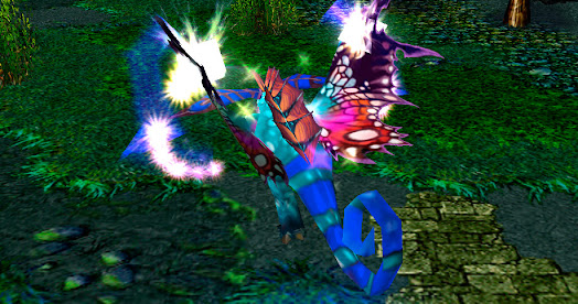 Faerie Dragon | Puck DotA 1 | DotA Allstars