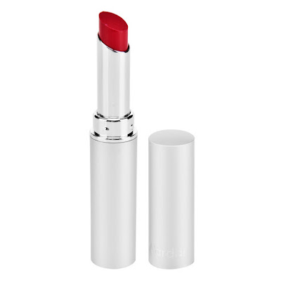 wardah longlasting lipstick no 08 red velvet