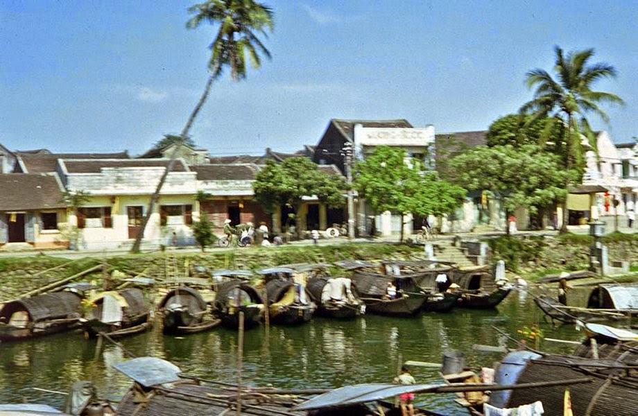 Ảnh Huế xưa, giai đoạn 1962 - 1963 của tác giả Ned Scheer