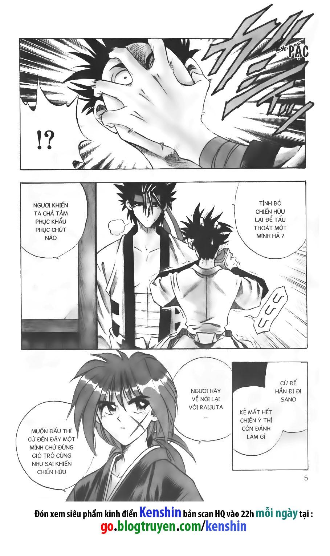 Rurouni Kenshin chap 39 trang 15