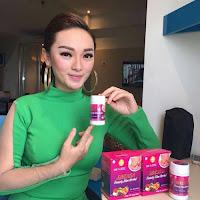 Zaskia Gotik - Sinensa Beauty Slim Herbal Whitening 100% BPOM - Pelangsing dan Pemutih Artis dan Model
