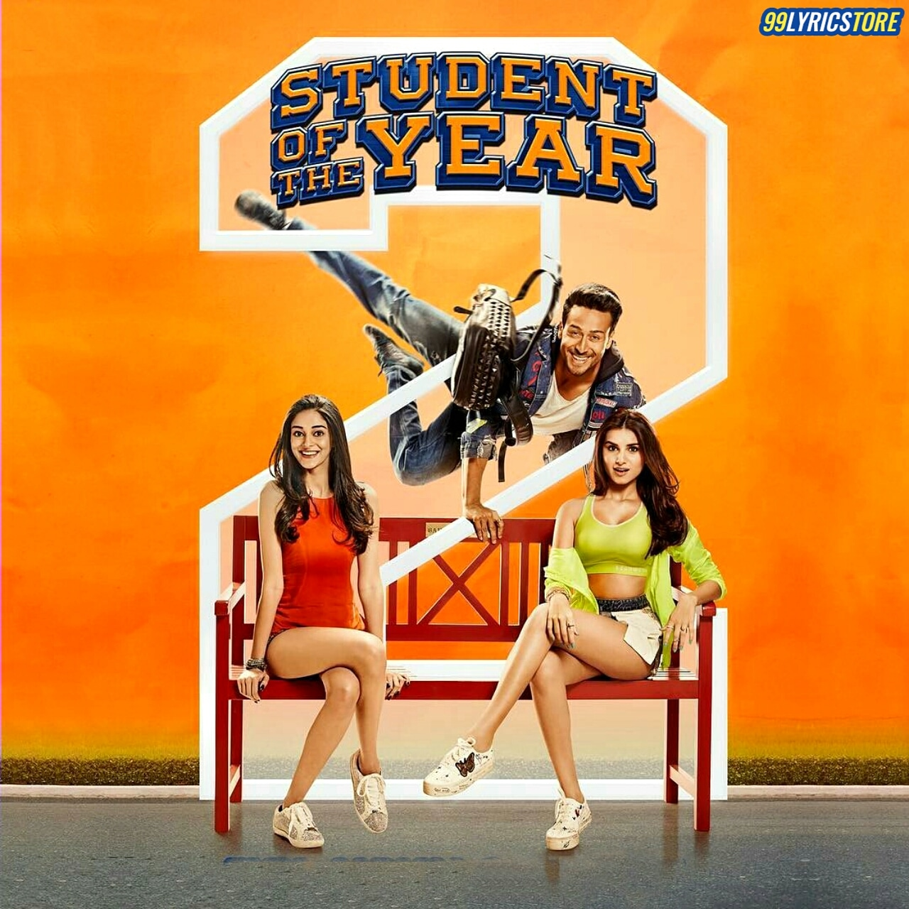 Fakira song lyrics sung by Sanam Puri and Neeti Mohan from movie'Student Of The Year 2'