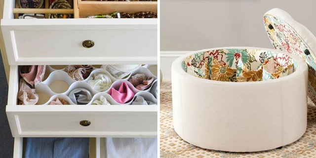 8 Clever Hidden Storage Ideas for Your Home