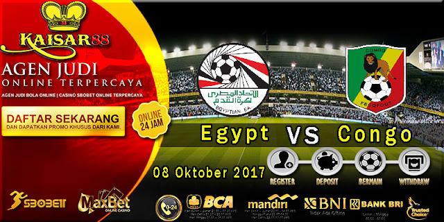 Prediksi Bola terpercaya World Cup Egypt Vs Congo 9 Oktober 2017