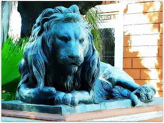 Leão do Museo Historico Nacional, Buenos Aires