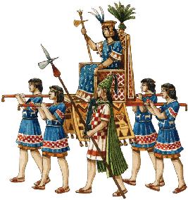 Expansión De Los Incas Organización Social De Los Incas