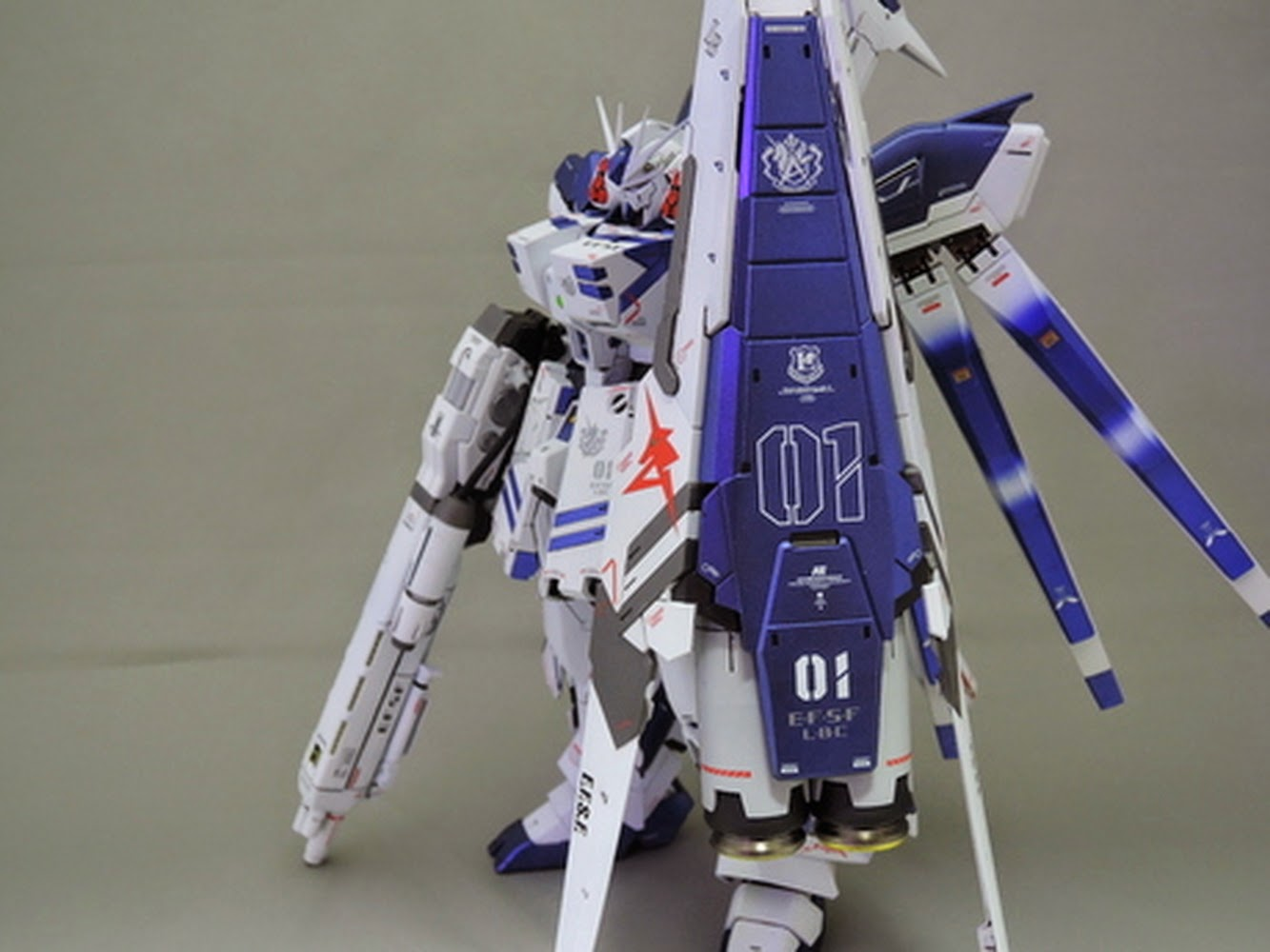 how to break of gundam parts cleanly