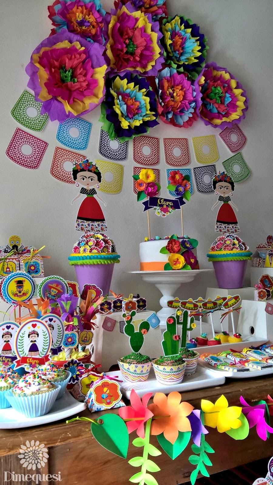 Dimequesi fiesta mexicana - Ideas decoracion fiestas ...