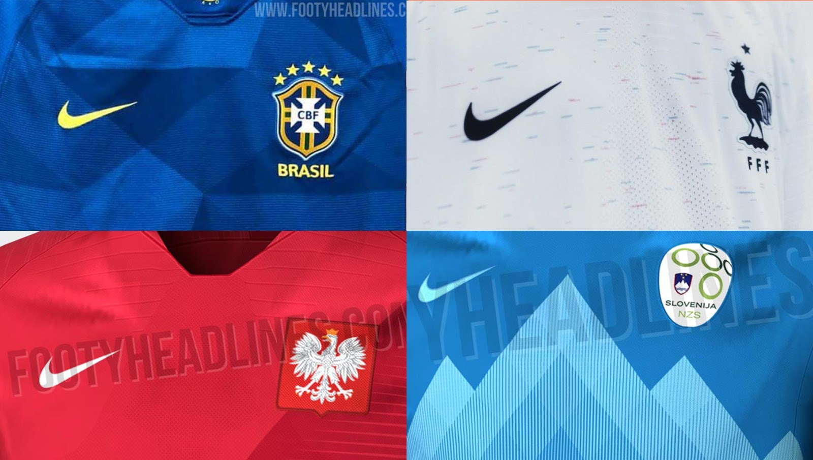 We take a look at all Nike 2018 World Cup jerseys revealed so far plus the  Chile 9e3102c76