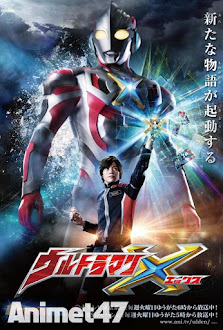 Ultraman X 2015 - Siêu Nhân Ultraman X 2015 2015 Poster
