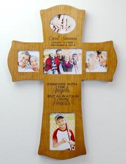 http://www.inspirationalsympathygifts.com/personalizedangelswallcross