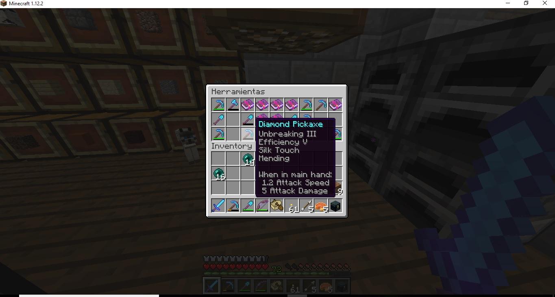 Como picar muy rápido en Minecraft // How to mine very