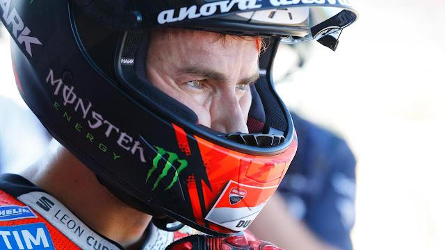 MotoGP: Jorge Lorenzo Akui Lebih Nyaman Bersama Ducati