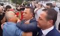 Οπαδός του ΠΑΟΚ επιτέθηκε στον Μητσοτάκη στη Θεσσαλονίκη (βίντεο)