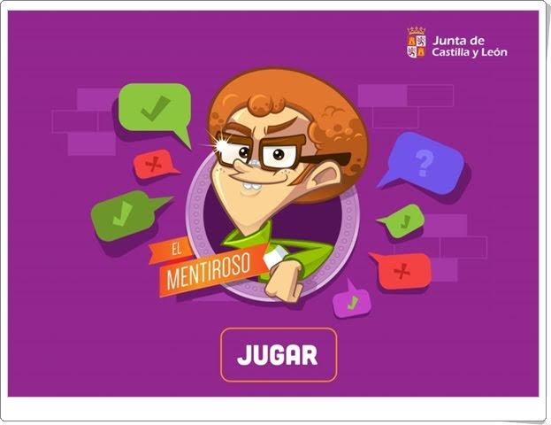 EL MENTIROSO (Juego Multidisciplinar de Secundaria)
