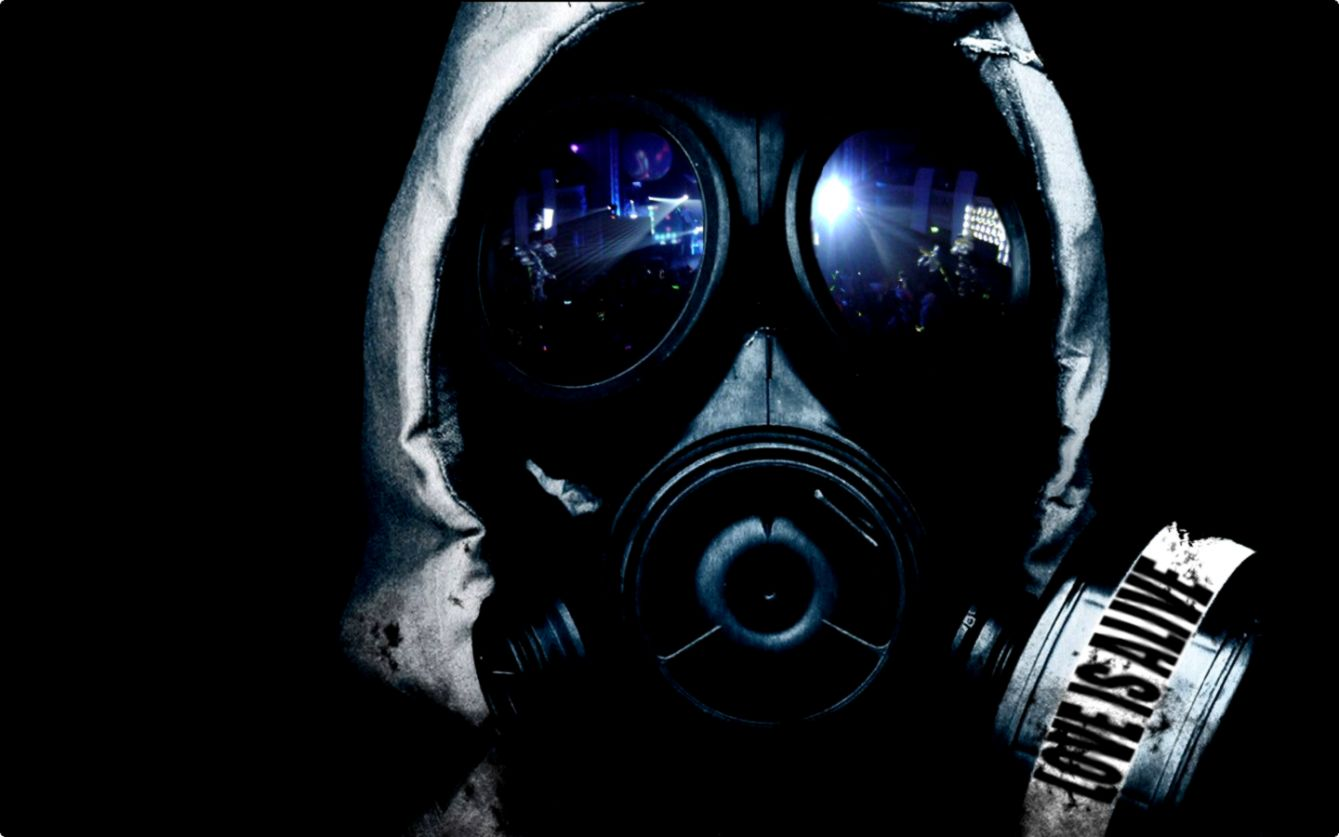 Soldiers Military Gas Masks Desktop Hd Wallpaper