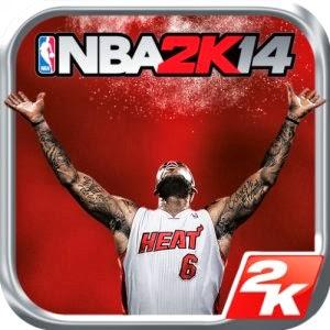 NBA 2K14 Apk Data v1.30 Download Files
