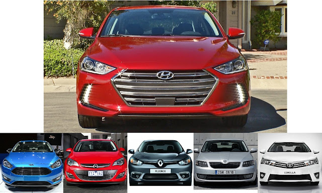 Honda S2000 Fiyat >> Yeni Hyundai Elantra fiyatları açıklandı, rakipleri ile durum nedir? | sekizsilindir.com