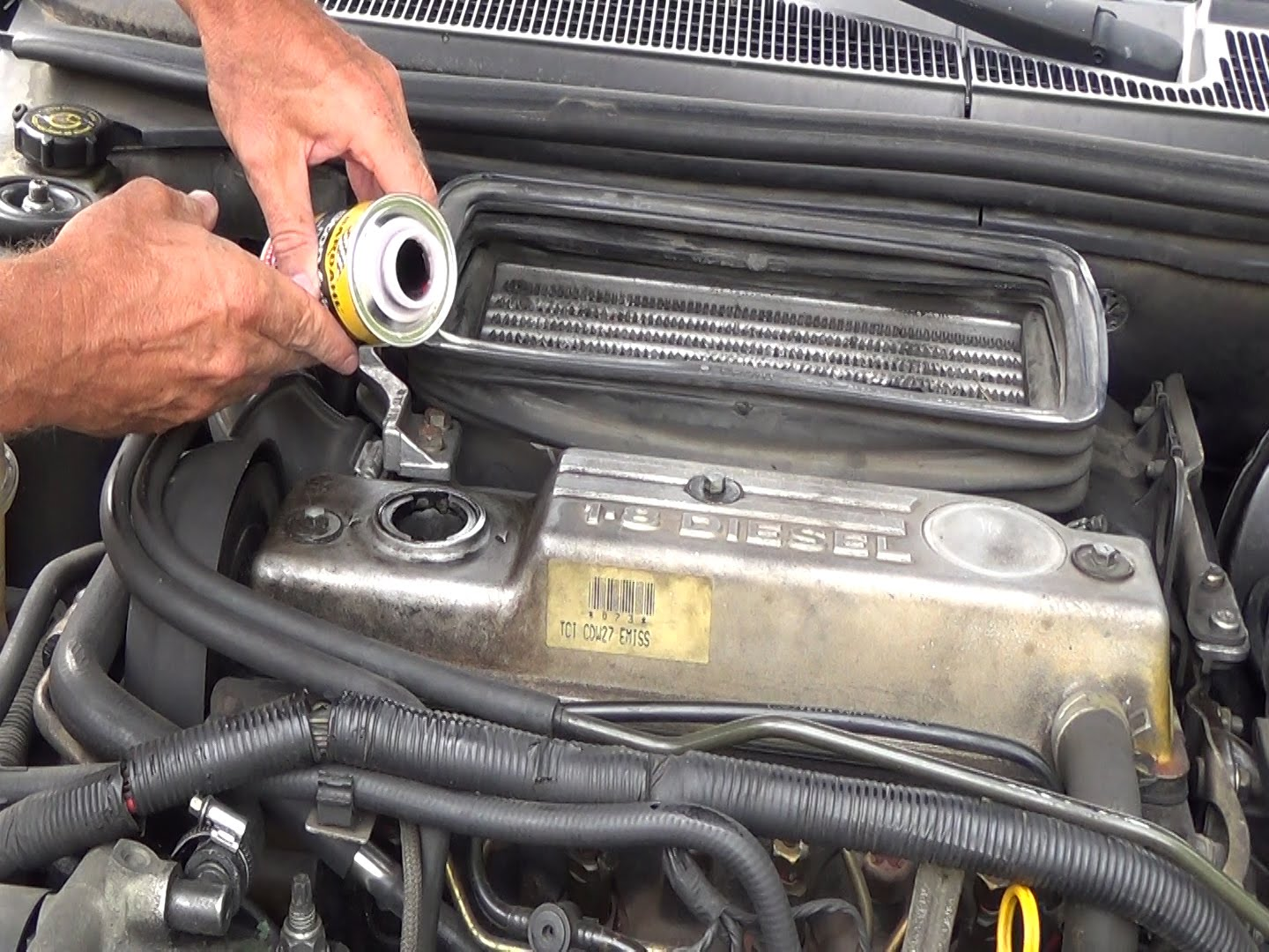 Business Service Provider: Reducing Engine Blow by Using Oil Treatment