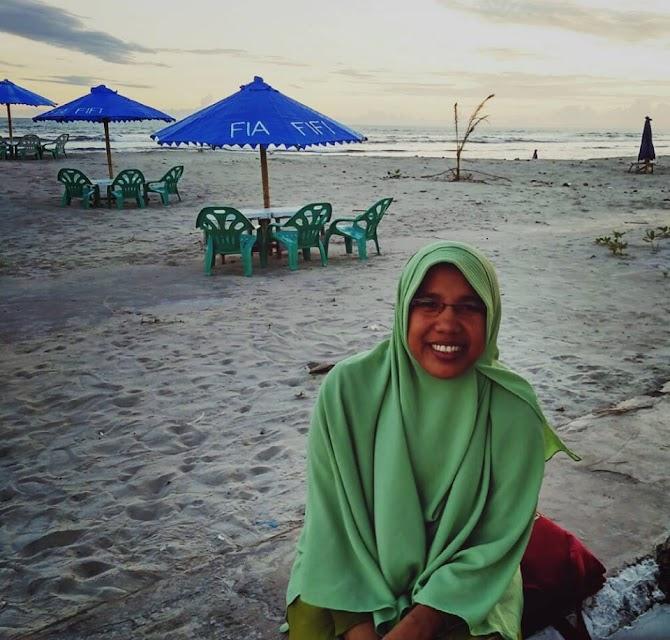 Nikmati Buka Bareng Bersama Keluarga Di Pinggir Pantai
