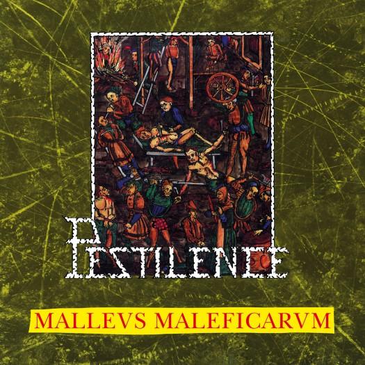 Metal Bandcamp: Pestilence - Malleus Maleficarum