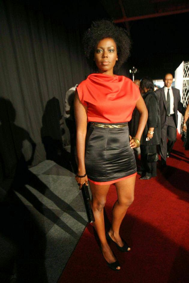 Hot Secrets South African Actress Xolile Tshabalala -2334